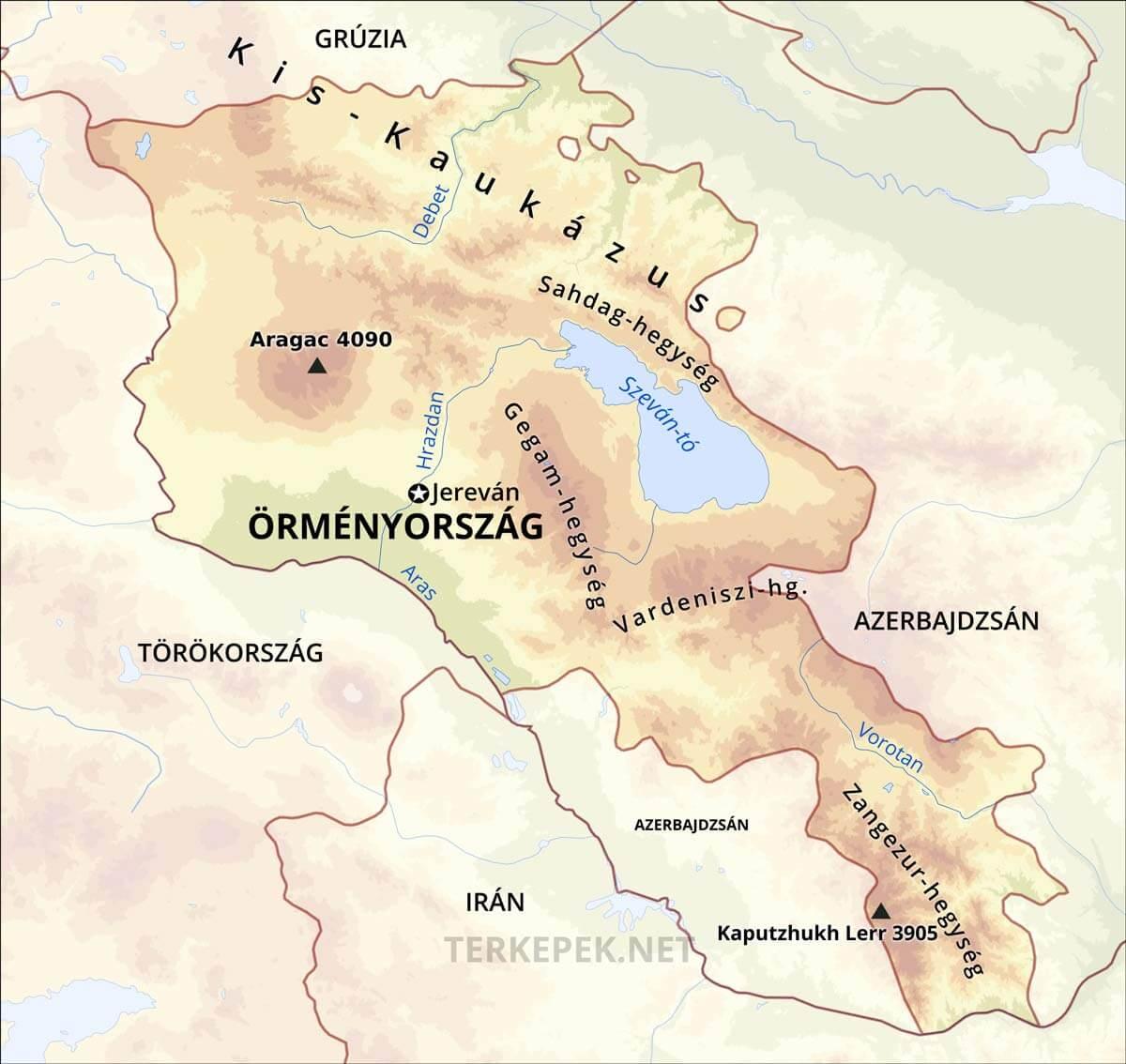 törökország domborzati térkép Örményország domborzati térképe törökország domborzati térkép